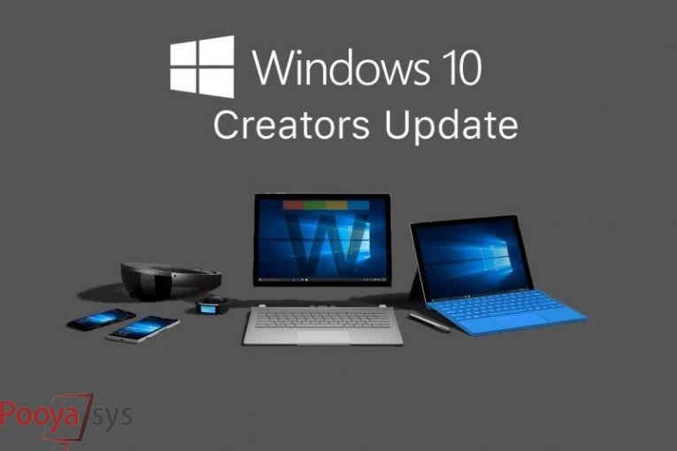 آپدیت Creators ویندوز 10 برای عموم کاربران در دسترس قرار گرفت