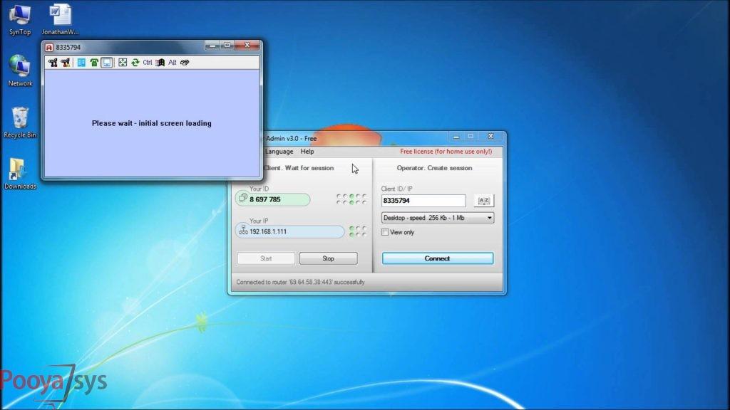 ۵ نرم افزار جایگزین TeamViewer