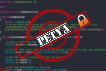 داده های کدگذاری شده حملات باج افزاز پتیا بازیابی شد