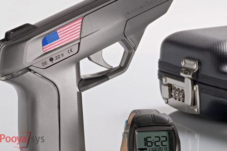 نفوذ به یک اسلحهی هوشمند با آهنربای ۱۵ دلاری