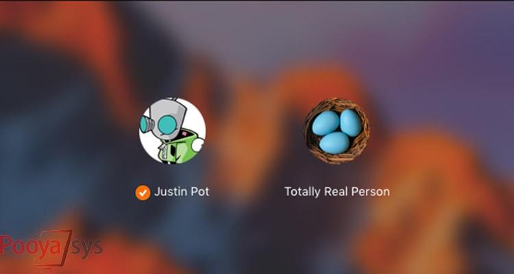 راه اندازی حساب چند کاربره در سیستم عامل macOS اپل