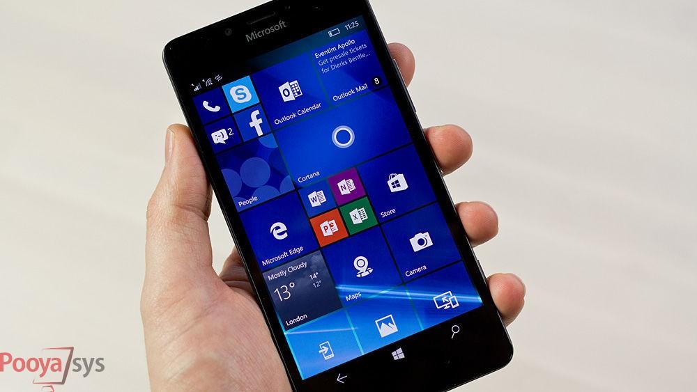 آیندهی ویندوز 10 موبایل ویندوزفون ها