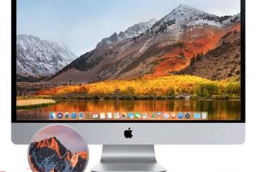 وجود مشکل امنیتی در بروزرسانی High Sierra سیستم عامل مک