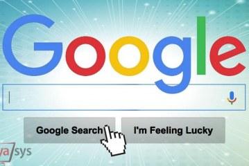 گوگل بیشترین گزینه ها جهت راهنمایی جستجو شده را در دسترس قرار می دهد
