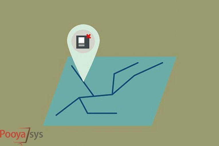 موقعیت مکانی کاربران