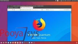 فایرفاکس کوانتوم
