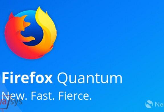 سرعت بالای فایرفاکس کوانتوم ناشی از چیست؟