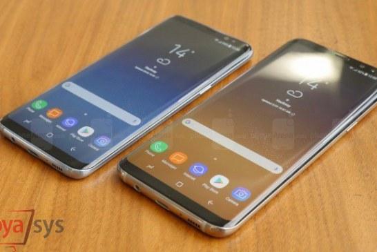 سامسونگ آپدیت امنیتی ماه دسامبر برای موبایل های گلکسی S8 ،S8 پلاس و نوت ۵ ارائه داد