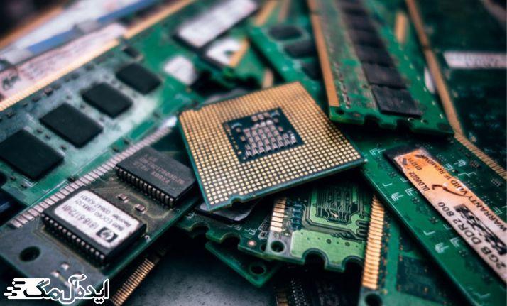 بررسی سخت افزارهای سیتسم