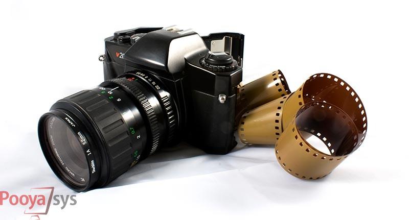 تفاوت دوربین slr و dslr