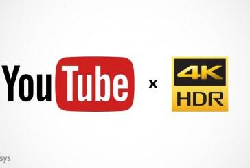 YouTube HDR به آیفون X می آید