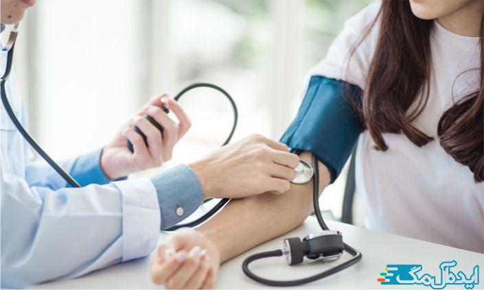 عوارض فشار خون پایین