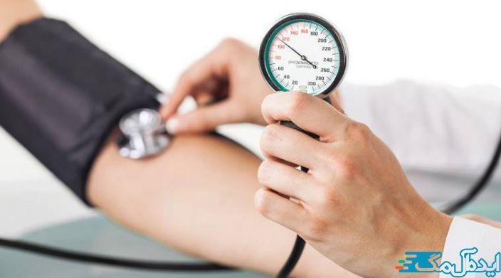 شرایط ایجاد فشار خون پایین