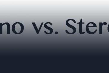 تفاوت صدای مونو و استریو