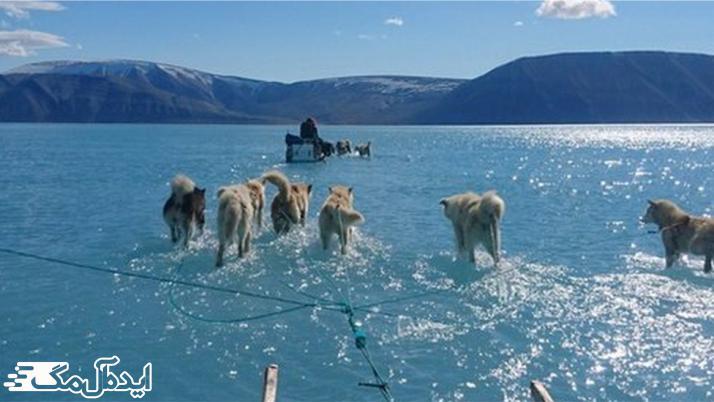 دریای گرینلند