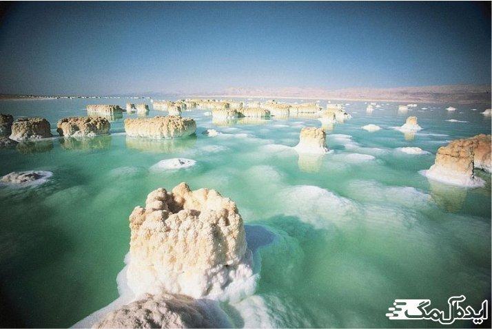 دریاچه های هایپر سالین