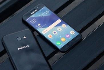 تفاوت گوشی های Galaxy A7 2017 و Galaxy A5 2017