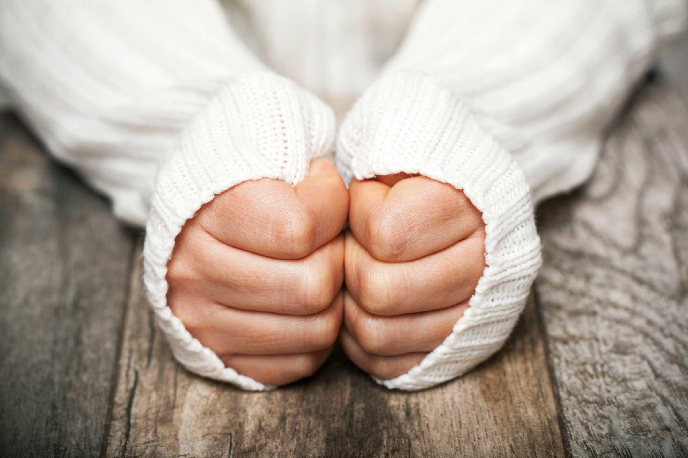 کاهش وزن با سرما,کاهش وزن با زمستان