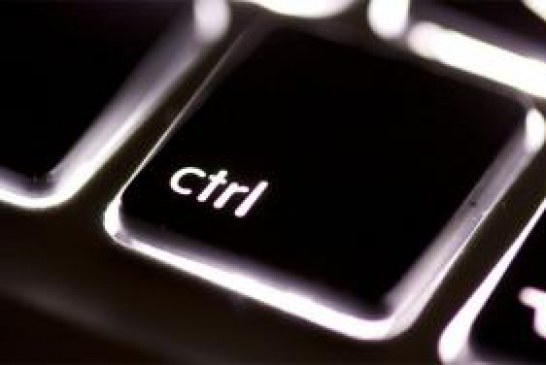 کاربرد کلید Ctrl