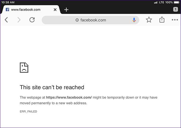 مسدود کردن وبسایتها در ۱۲ IOS
