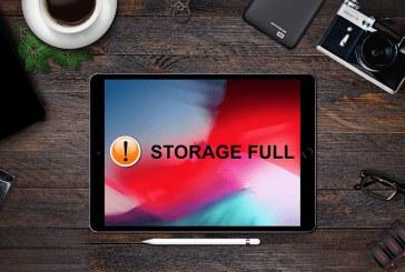 آزادسازی فضای ذخیره سازی در iOS 12