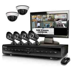 انواع دوربین های مداربسته همراه قابلیت و کارآیی موجود در آن ها