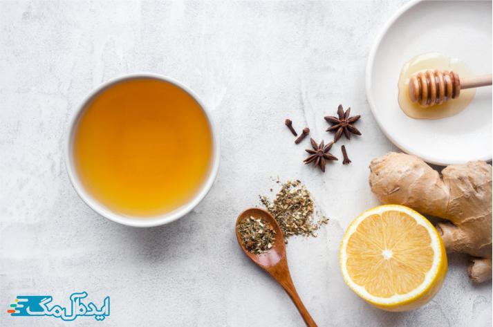 چای ریشه زنجبیل