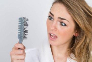 درمان ریزش موی سر در خانم ها