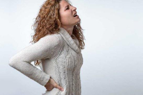نکات خانگی درمان کمر درد