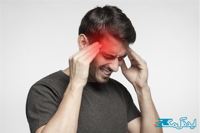 عوامل ایجاد سردرد
