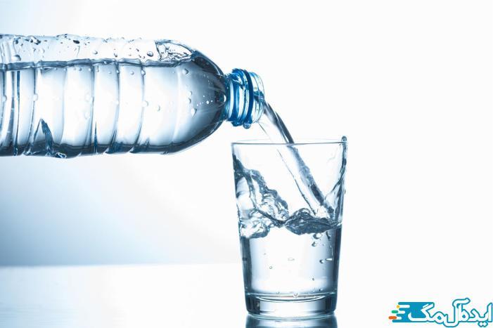 نوشیدن آب زیاد