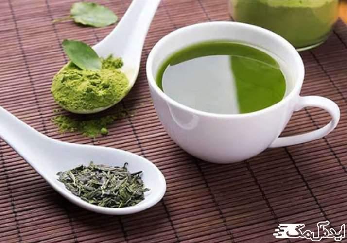 مقایسه چای سبز با سایر چای ها
