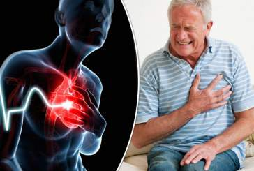 علت درد و تیر کشیدن قلب و قفسه سینه