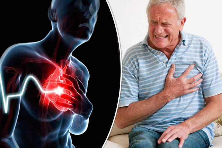علت درد در قفسه سینه