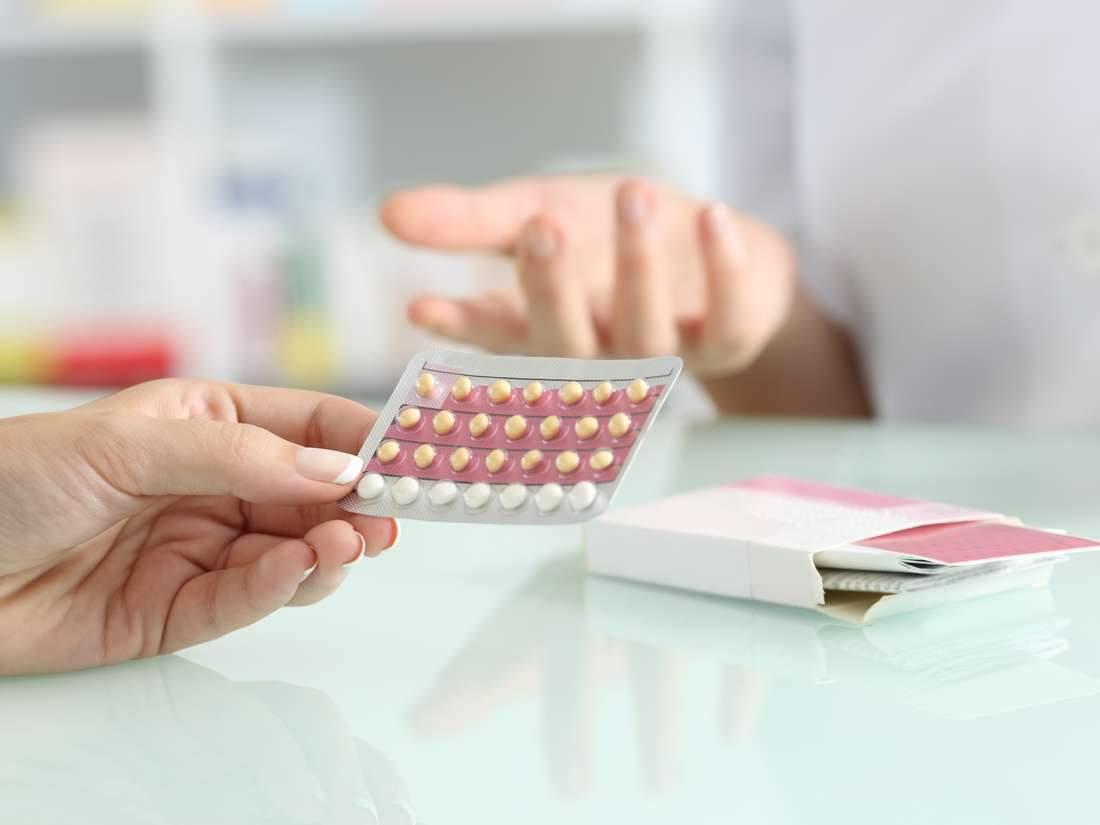 عوارض قرصهای ضد بارداری