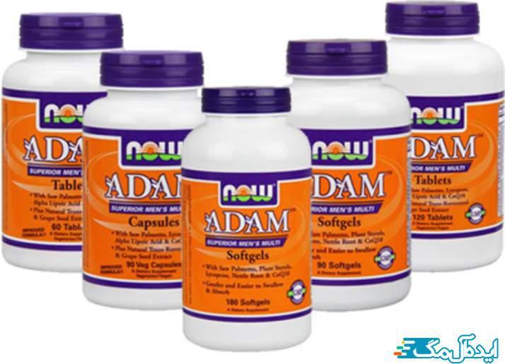NOW ADAM Men's Multiple Vitamin