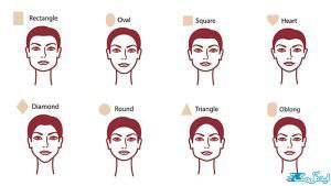 انتخاب مدل موی کوتاه با توجه به شکل صورت