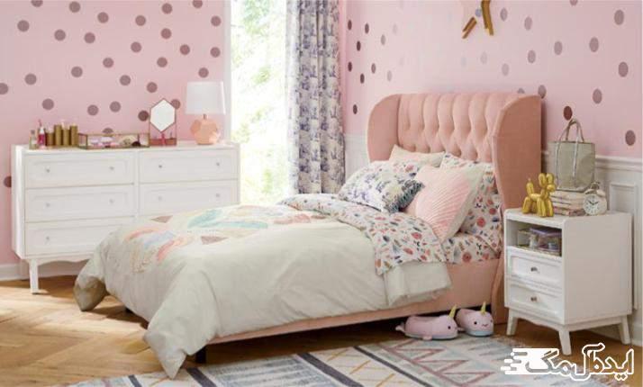 طراحل اتاق خواب دختر