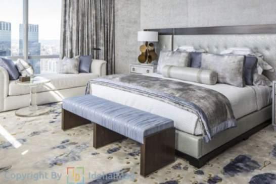 اتاق خواب مدرن، چند مدل و نکات مربوط به دکوراسیون آنها