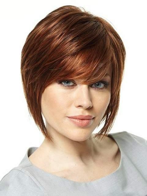 مدل موی زنانه جدید برای صورت کشیده