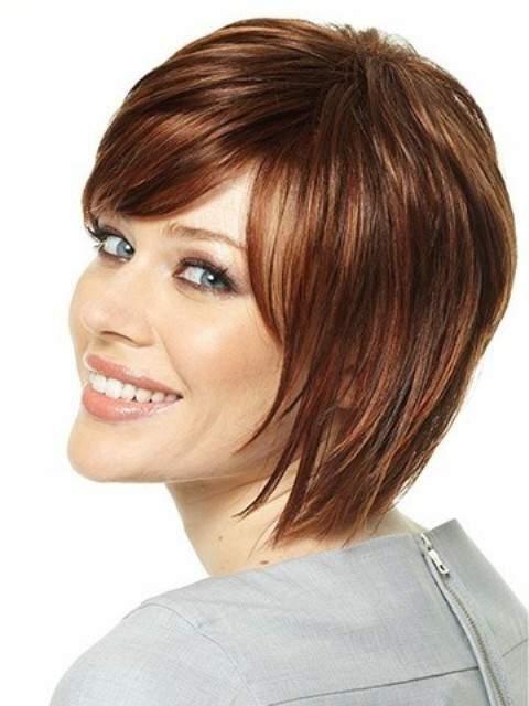 موی زنانه جدید برای صورت کشیده