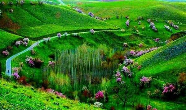 لرستان یکی از زیباترین استان های کشور