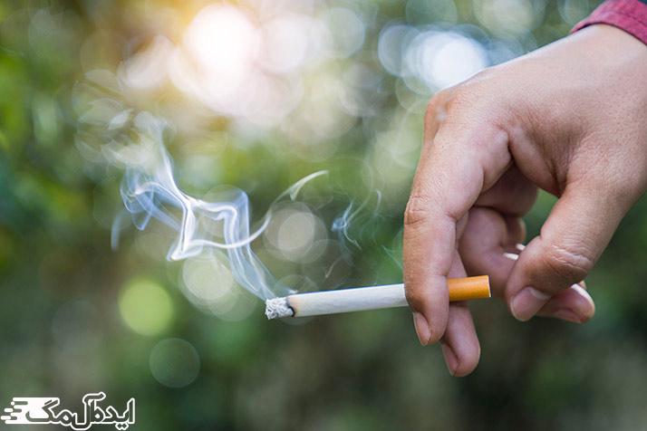 نقش سیگار در ابتلا به بیماری کرون روده