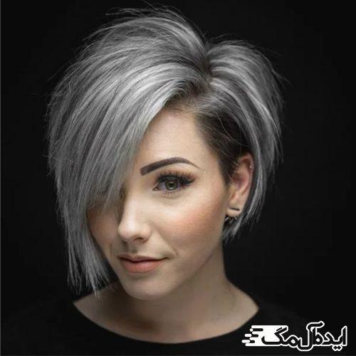 مدل موی کوتاه دخترانه جذاب