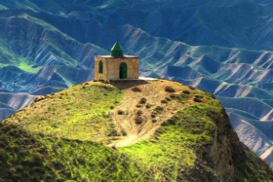 گورستان خالد نبی – سفری به سرزمین عجایب