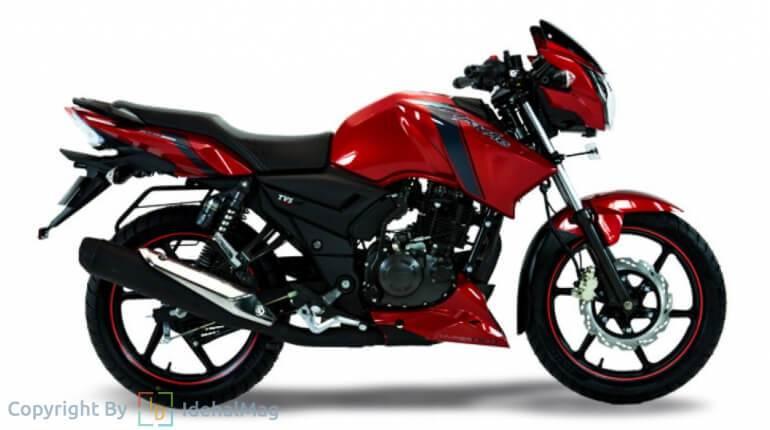 قیمت موتورسیکلت آپاچی 150