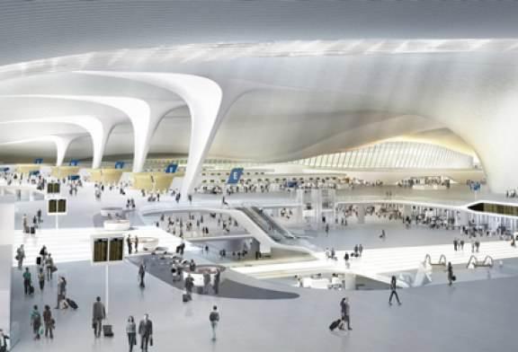 از بزرگترین فرودگاه های جهان، فرودگاه بین المللی دکسینگ چین