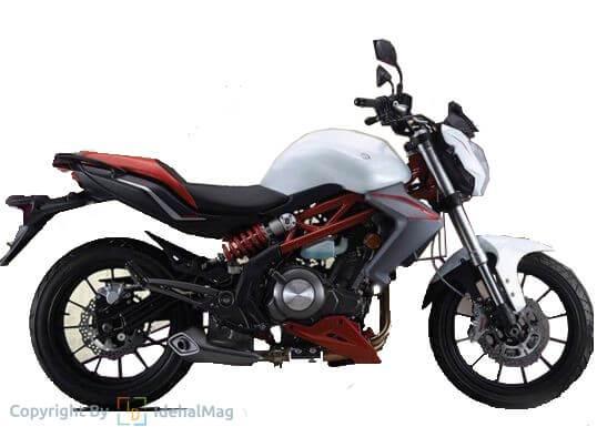 خرید موتورسیکلت ایتالیایی بنلی 300