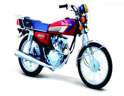 قیمت خرید موتورسیکلت تلاش 125