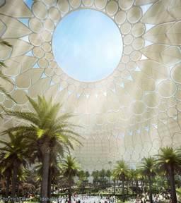 جاذبه های اکسپوی دبی 2020